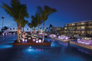NOW Onyx Punta Cana Resort Gala Pool