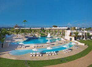 NOW Onyx Punta Cana Resort Main Pool